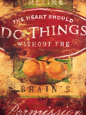 Brain's Permission by Rodney White