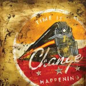 Change Happening by Rodney White