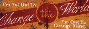 Change The World by Rodney White