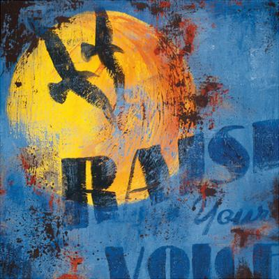 Raise Your Voice by Rodney White