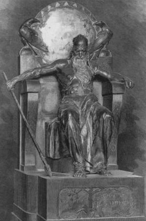 Odin by Rodolfo Maison