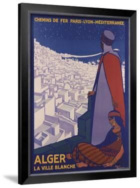 Alger by Roger Broders