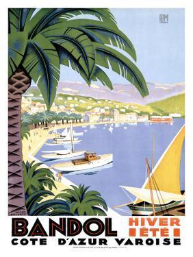 Bandol by Roger Broders
