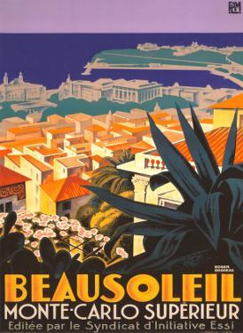 Beausoleil by Roger Broders