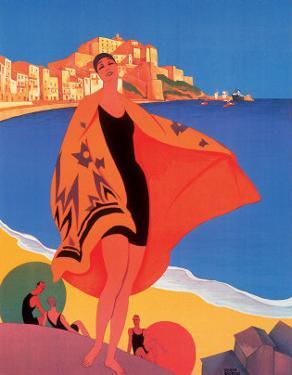 Mediterranee by Roger Broders