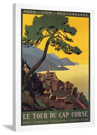 Tour Du Cap Corse by Roger Broders