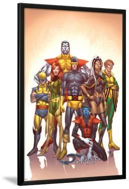 Uncanny X-Men: First Class No.1 Cover: Cyclops by Roger Cruz