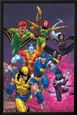 Uncanny X-Men: First Class No.2 Cover: Wolverine by Roger Cruz