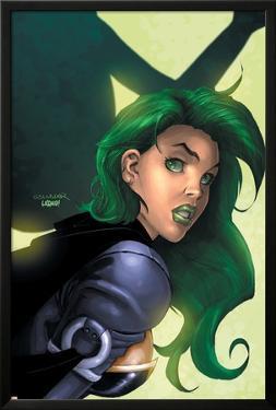 X-Men No.180 Cover: Polaris by Roger Cruz