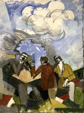La Conquête de l'air by Roger de La Fresnaye