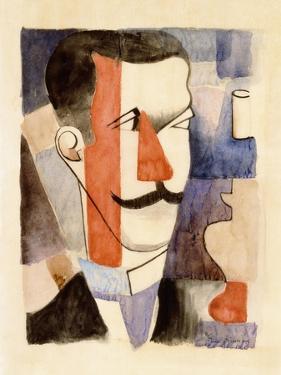 Study for Paludes, 1917-1920 by Roger de La Fresnaye