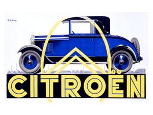 Citroen by Roger de Valerio