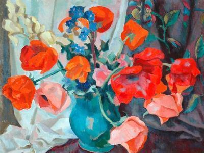 Poppies, 1917