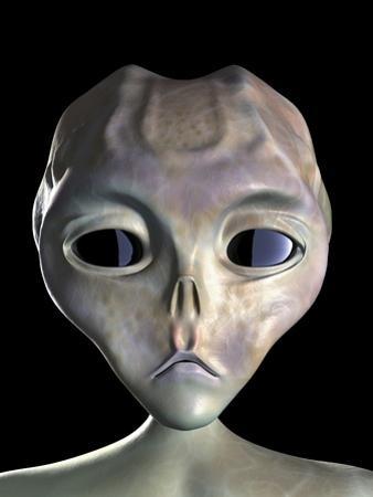 Alien by Roger Harris
