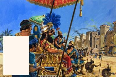 Babylon the Mighty: under the Assyrian Heel