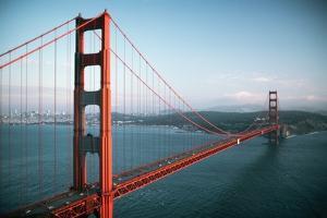 Golden Gate Bridge by Roger Ressmeyer