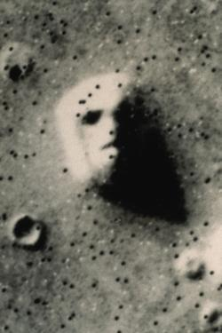 The Face on Mars by Roger Ressmeyer