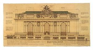 Grand Central Façade by Roger Vilar