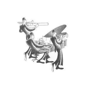 Jazz Evening by Roger Vilar
