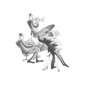 Let's Dance by Roger Vilar