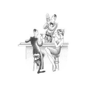 Let's Do Cocktails by Roger Vilar