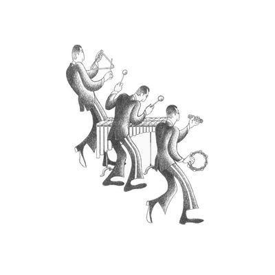 Marimba Section