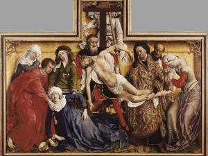 Deposition from the Cross by Rogier van der Weyden