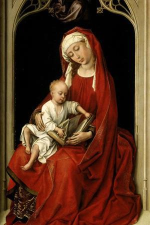Madonna and Child, 1435-1438