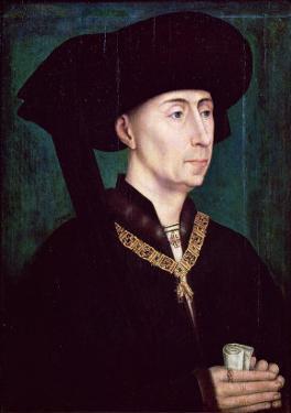 Philippe III by Rogier van der Weyden