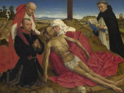 Pietà, Ca 1465