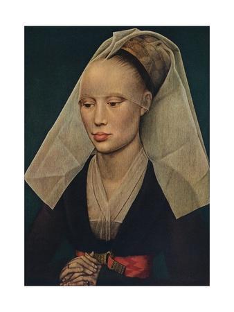 'Portrait of a Lady', c1460