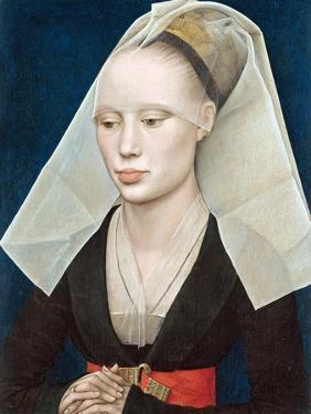 Portrait of a Lady by Rogier van der Weyden