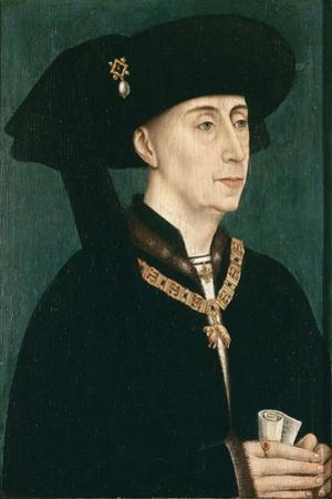 Portrait of Philip the Good (1396-146), after 1450