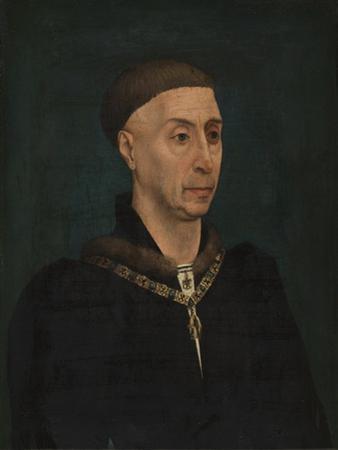 Portrait of Philip the Good (1396-146)