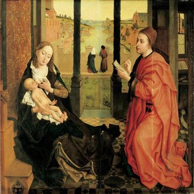 St. Luke Painting the Virgin
