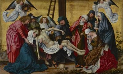 The Deposition by Rogier van der Weyden