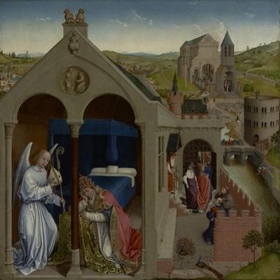 The Dream of Pope Sergius, C.1430