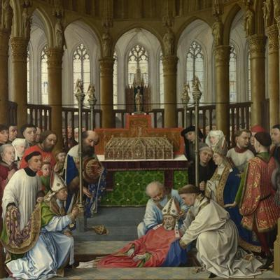 The Exhumation of Saint Hubert, 1430S