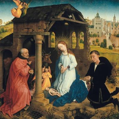 The Middelburg Altar, C. 1450