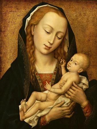 Virgin and Child, 15th Century