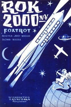 Rok 2000 Ny Foxtrot