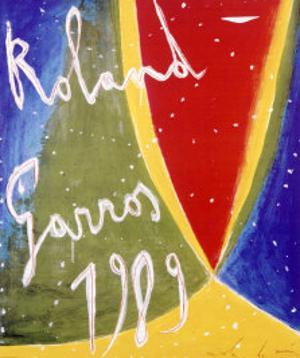 Roland Garro Tennis Championship, c.1989