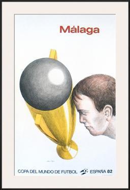 Malaga, Mundial by Roland Topor