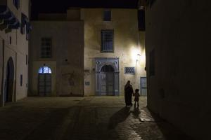 A Quiet Evening in Kairouan by Rolando Paoletti