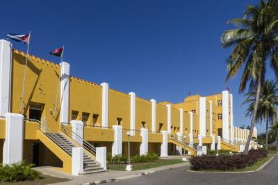 Former Moncado Barracks