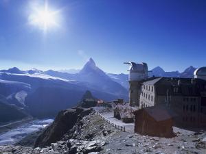 Matterhorn Seen from Gornergrat, Zermatt, Swiss Alps, Switzerland by Rolf Nussbaumer