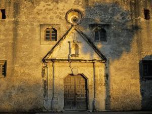 Mission Concepcion, San Antonio Missions National Historic Park, San Antonio, Texas, USA by Rolf Nussbaumer