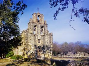 Mission Espada, Missions National Historic Park, San Antonio, Texas, USA by Rolf Nussbaumer