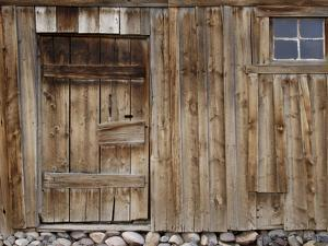 Old Barn, Antelope Flats, Grand Teton National Park, Wyoming, USA by Rolf Nussbaumer