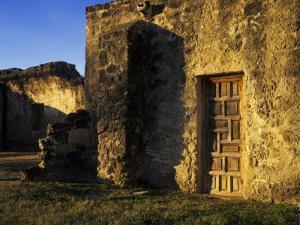 San Antonio Missions National Historic Park, San Antonio, Texas, USA by Rolf Nussbaumer